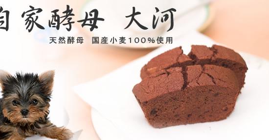 兵庫県西宮市にて無添加・卵不使用のパン・クッキーの販売・通販 自家酵母大河ホームページへようこそ