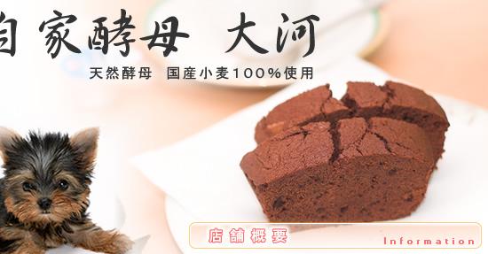 店舗概要 兵庫県西宮市にて無添加・卵不使用のパン・クッキーの販売・通販 自家酵母大河